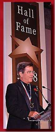 John Martin - Hall of Fame