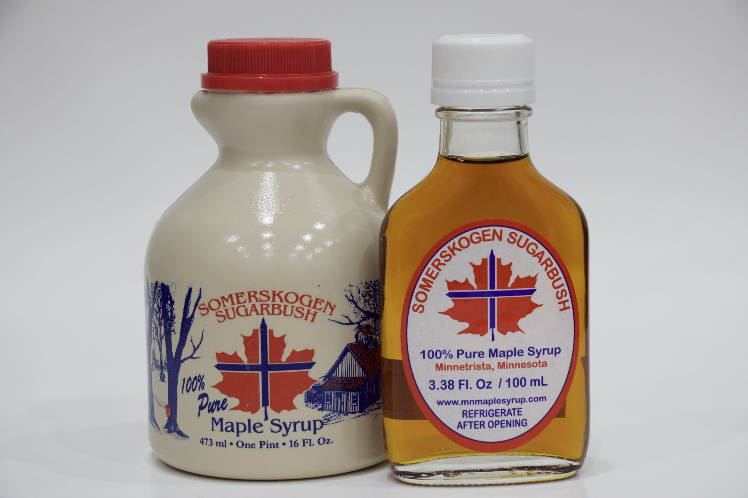 Lake Minnetonka Maple Syrup