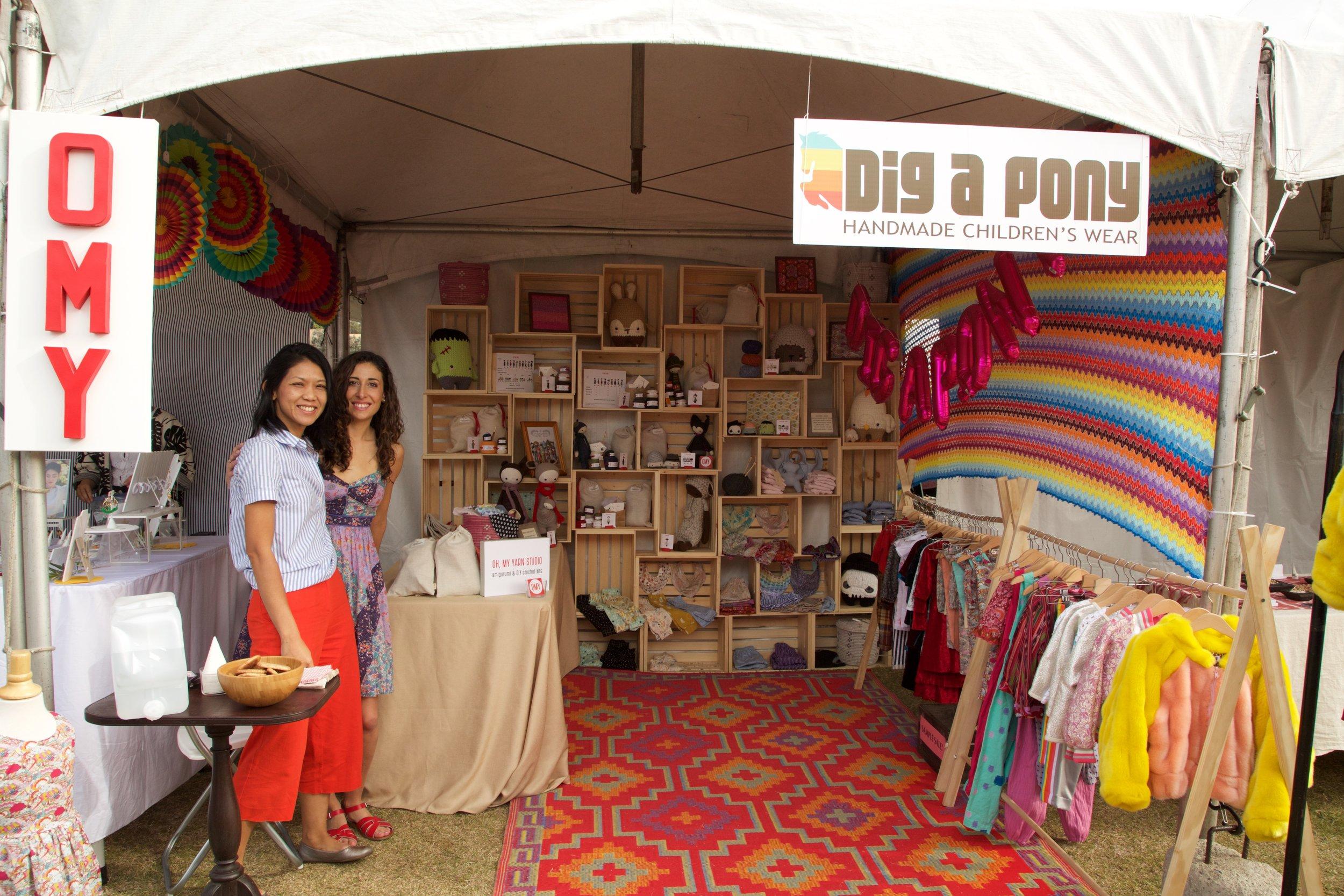 Holiday Renegade Craft Fair, Los Angeles,2017