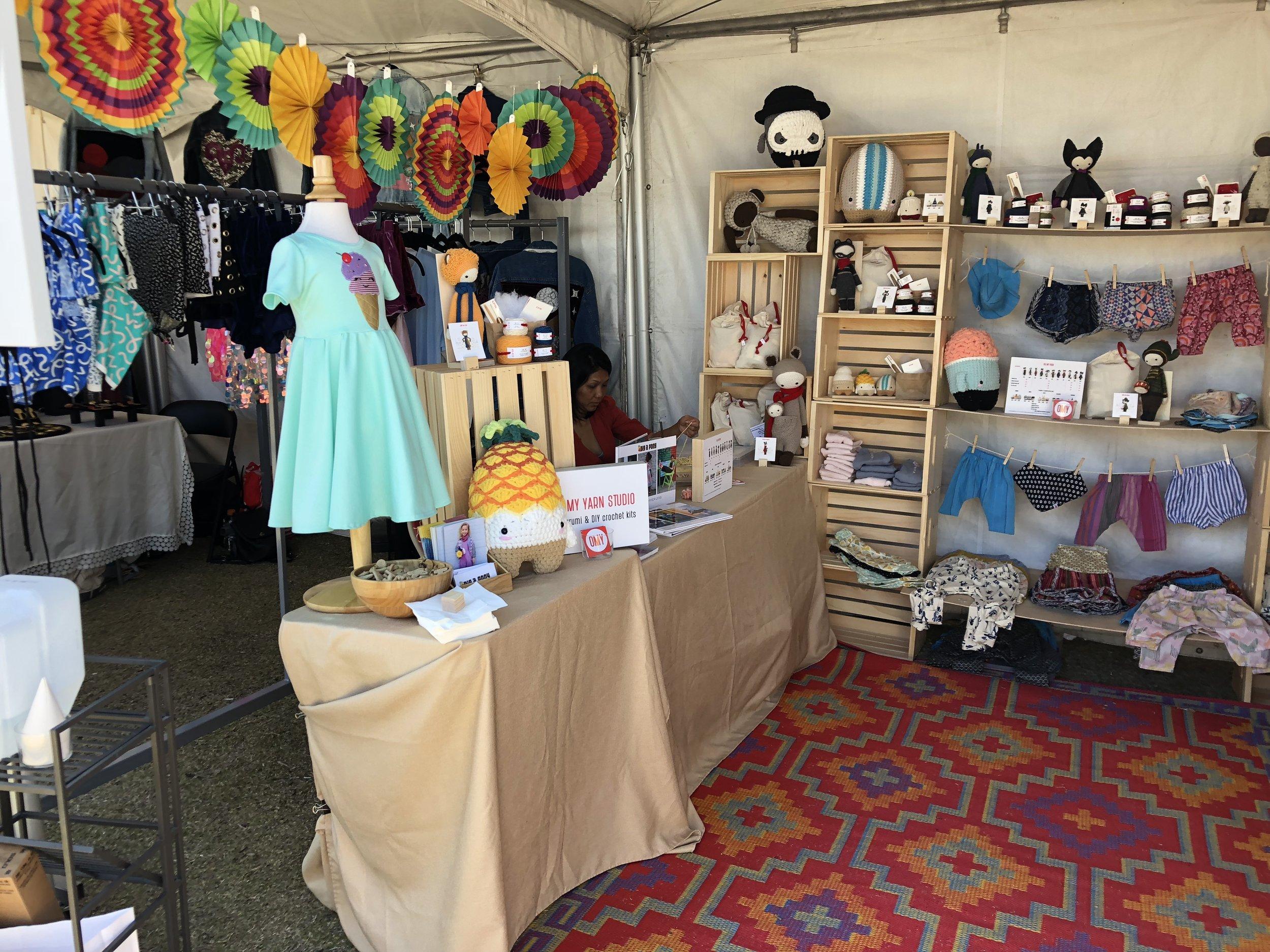 Spring Renegade Craft Fair, Los Angeles,2018