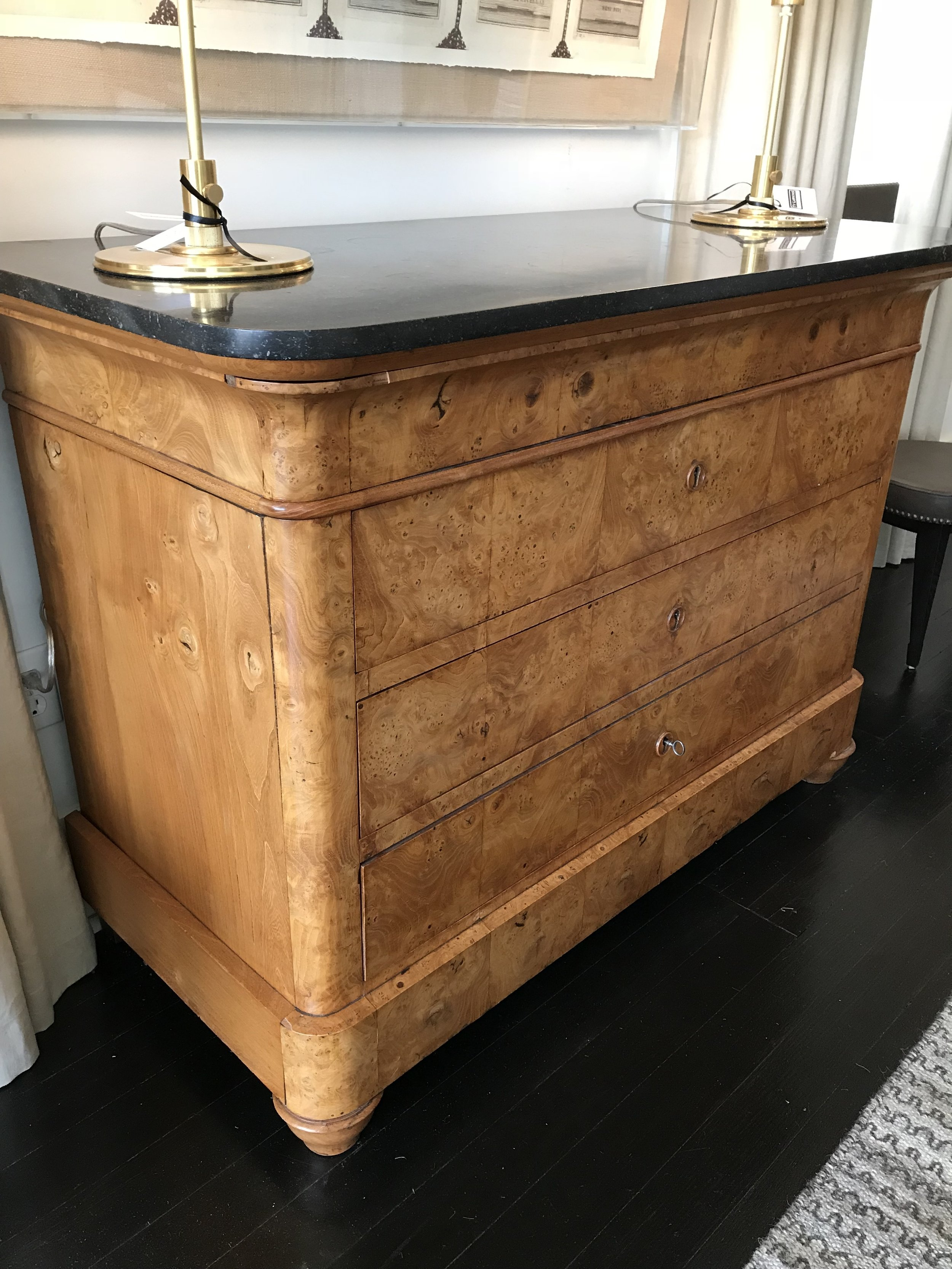 Louis Philippe Chest Ty Larkins