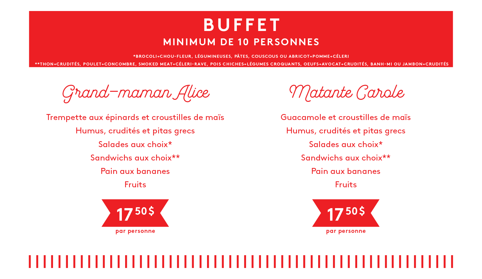 Traiteur graine brûlée buffet.png