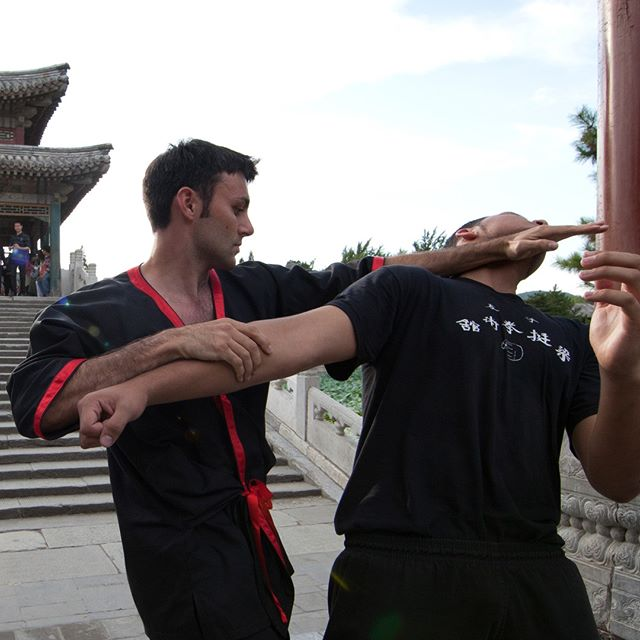 Flowing energy... Wing Tsun teaches you how to redirect the energy of an attack straight back into an opponent. Unexpected, it changes the whole psychology of the situation - from victim into victor.