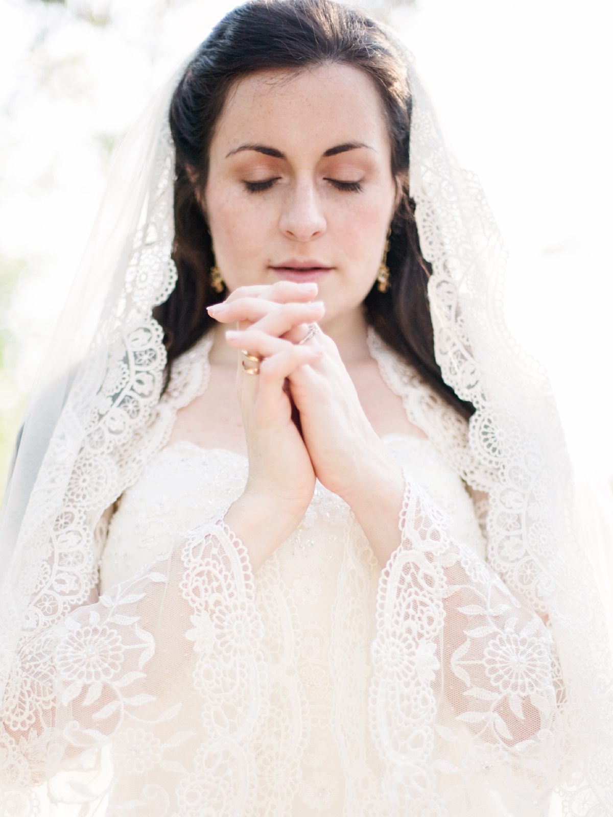 Wedding Mantilla | West Palm Beach Wedding Photographer  Shannon Griffin_0036-2.jpg