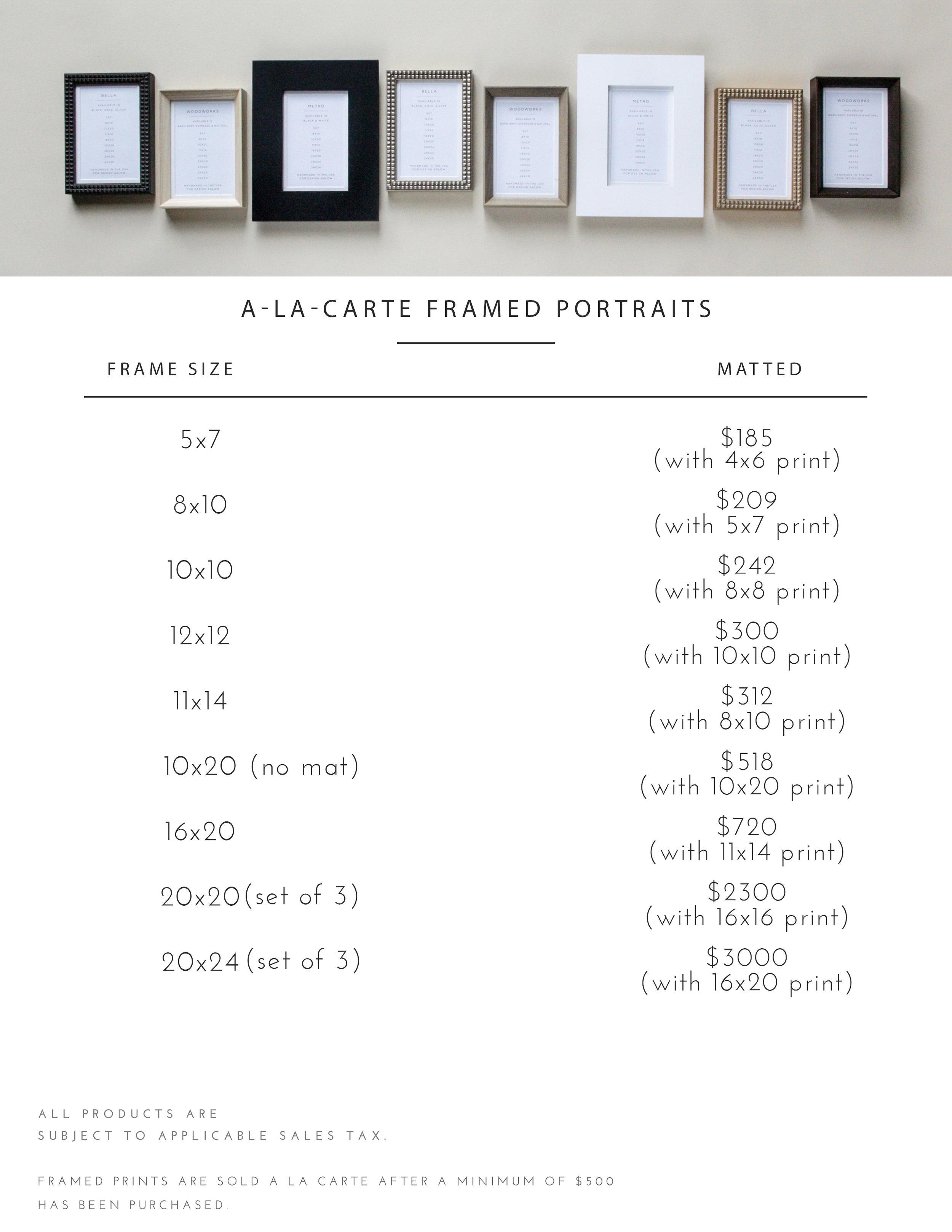 frame prices al la carte.jpg