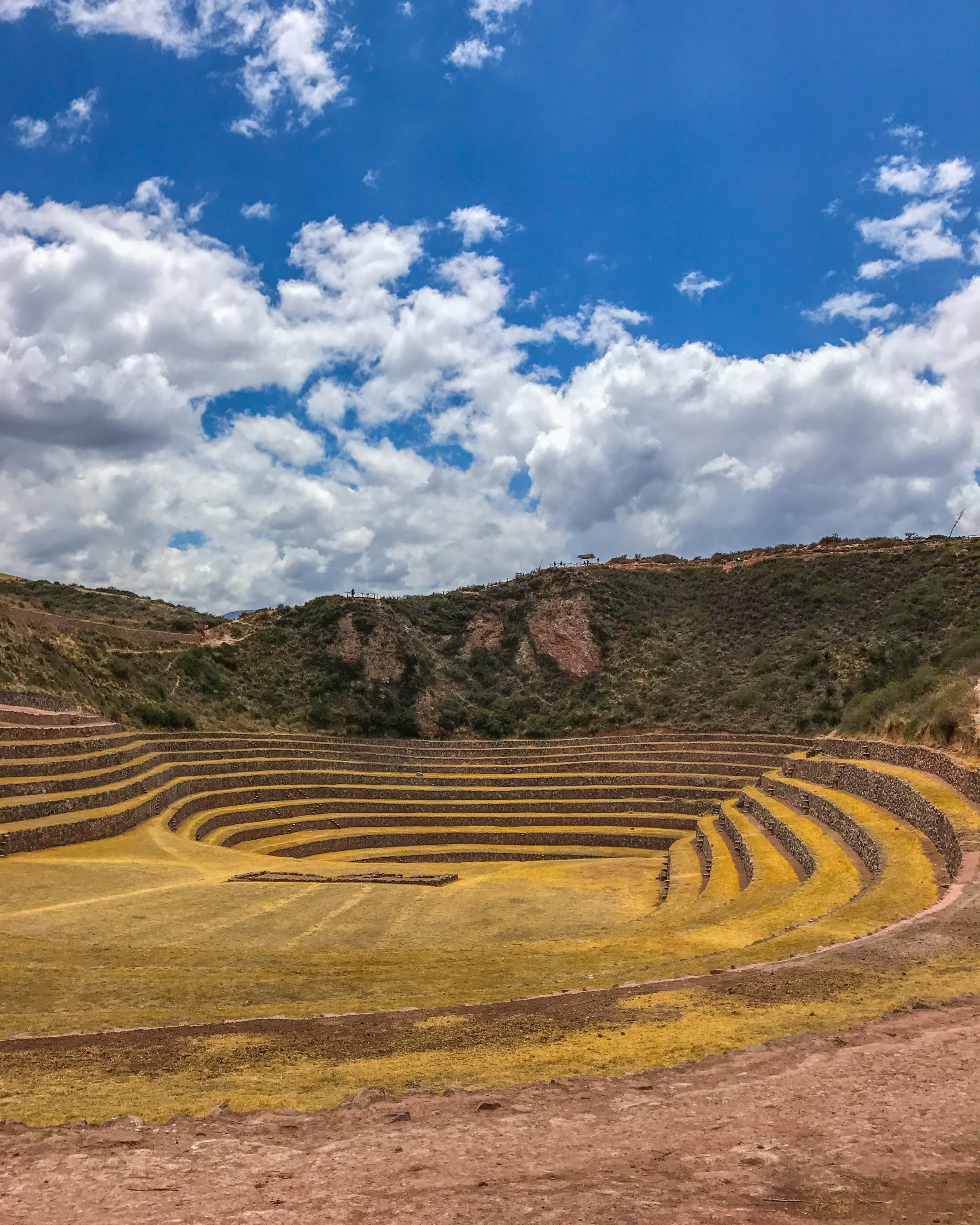 Moray's Inca agricultural test lab terraces