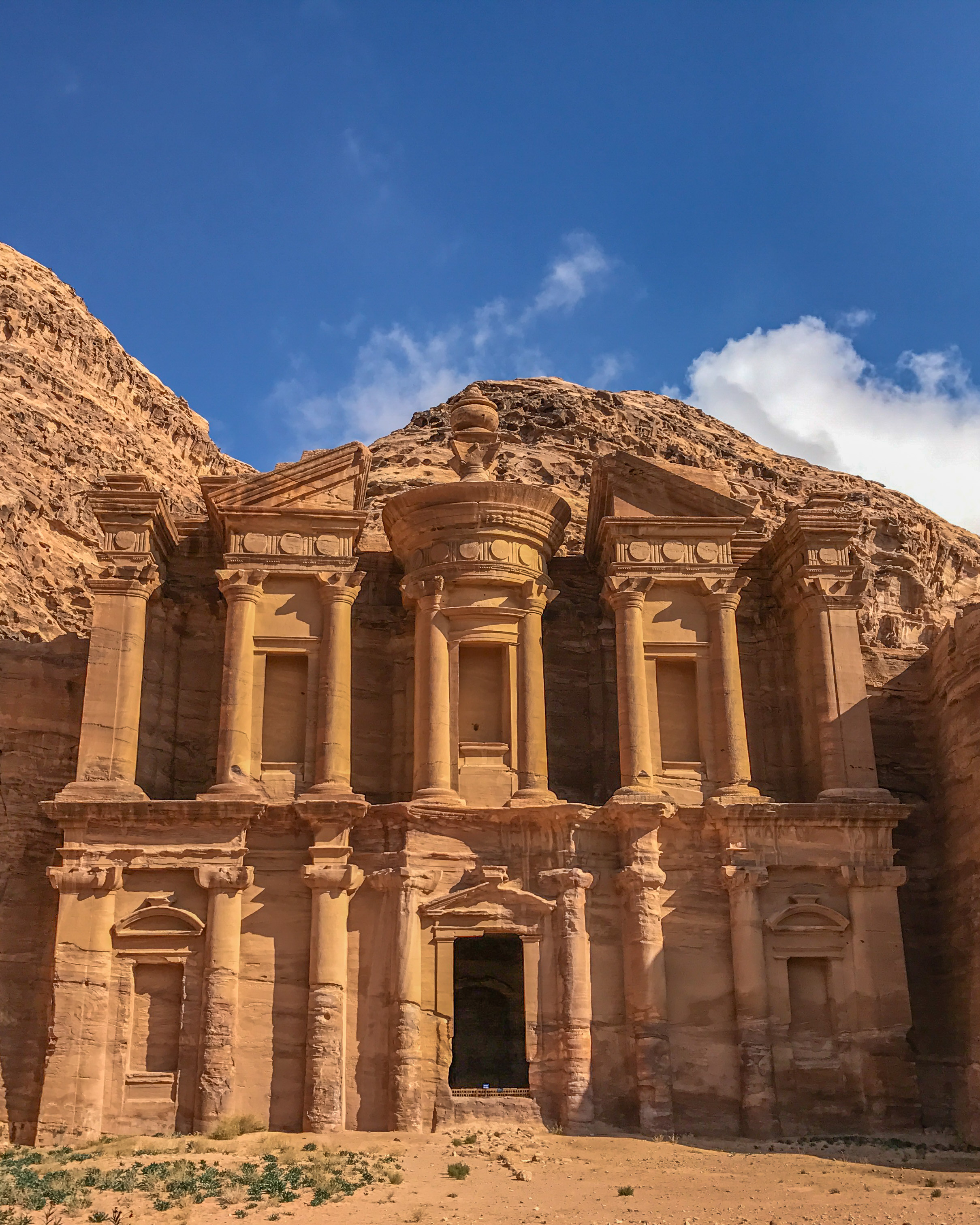 Petra, Jordan, one of the 7 wonders of the world