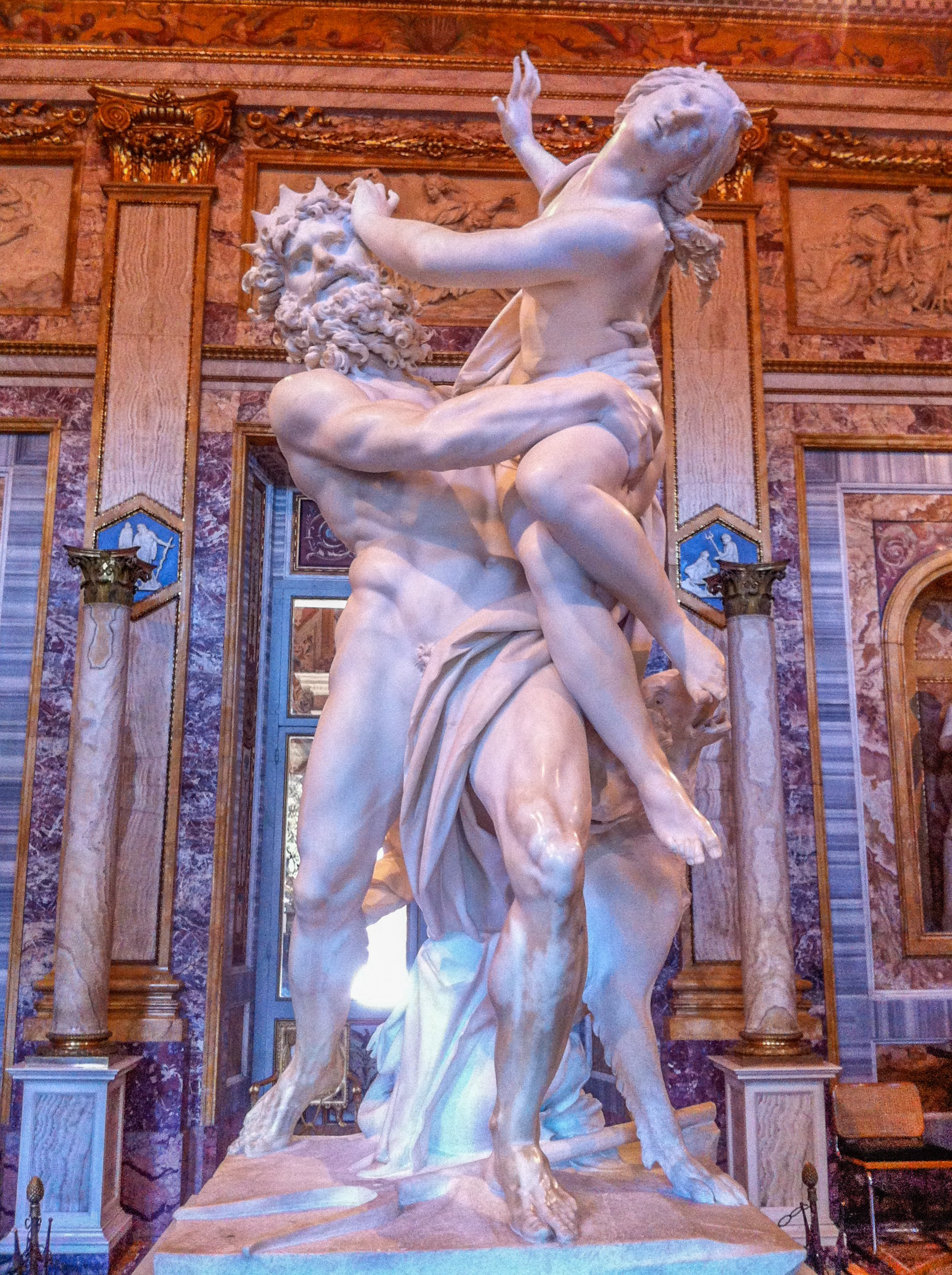 Purchasing the audio guide enhanced my visit to the Vatican and other museums in Italy