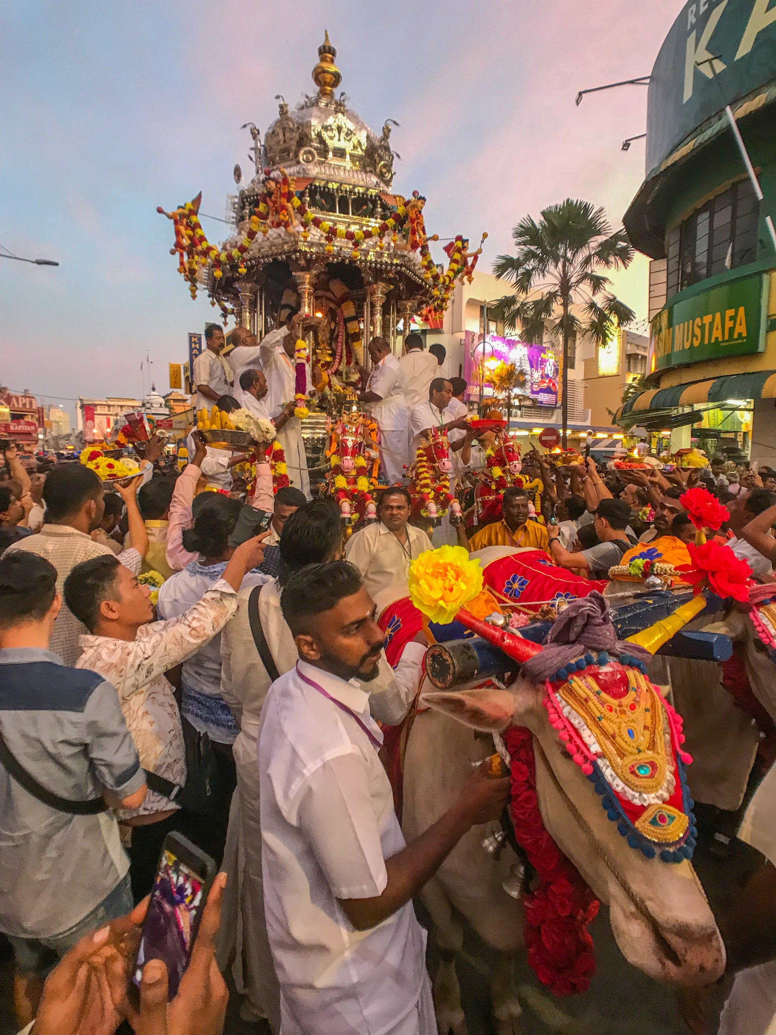 Thaipusam in Penang