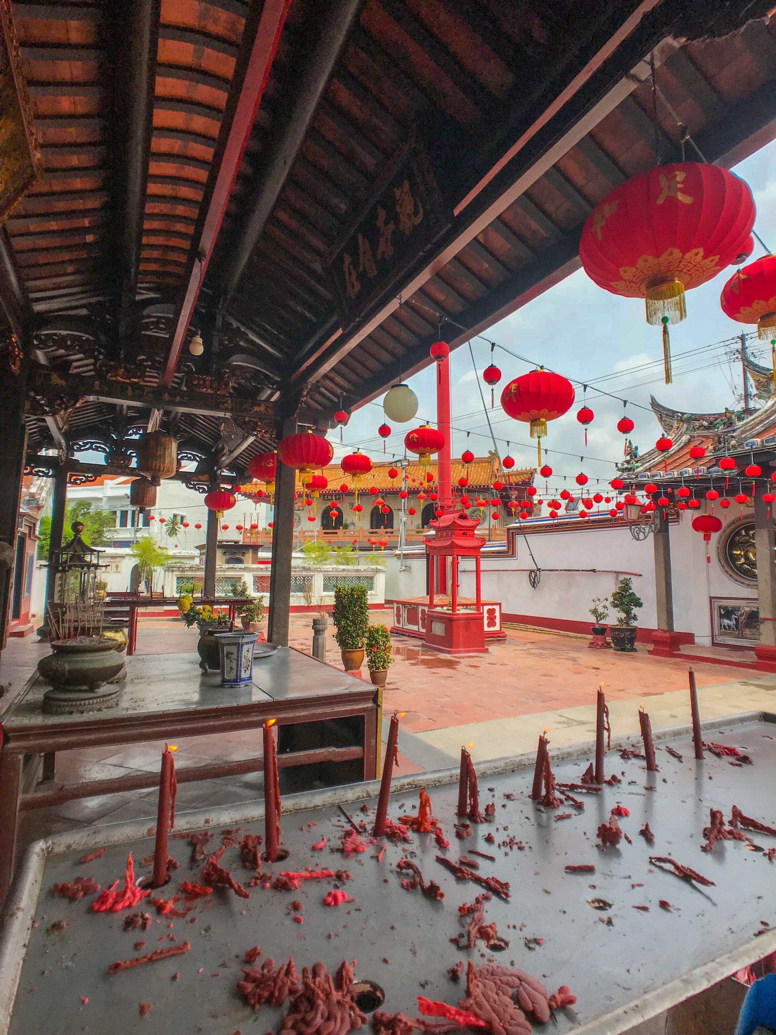 Chinese New Year in Melaka
