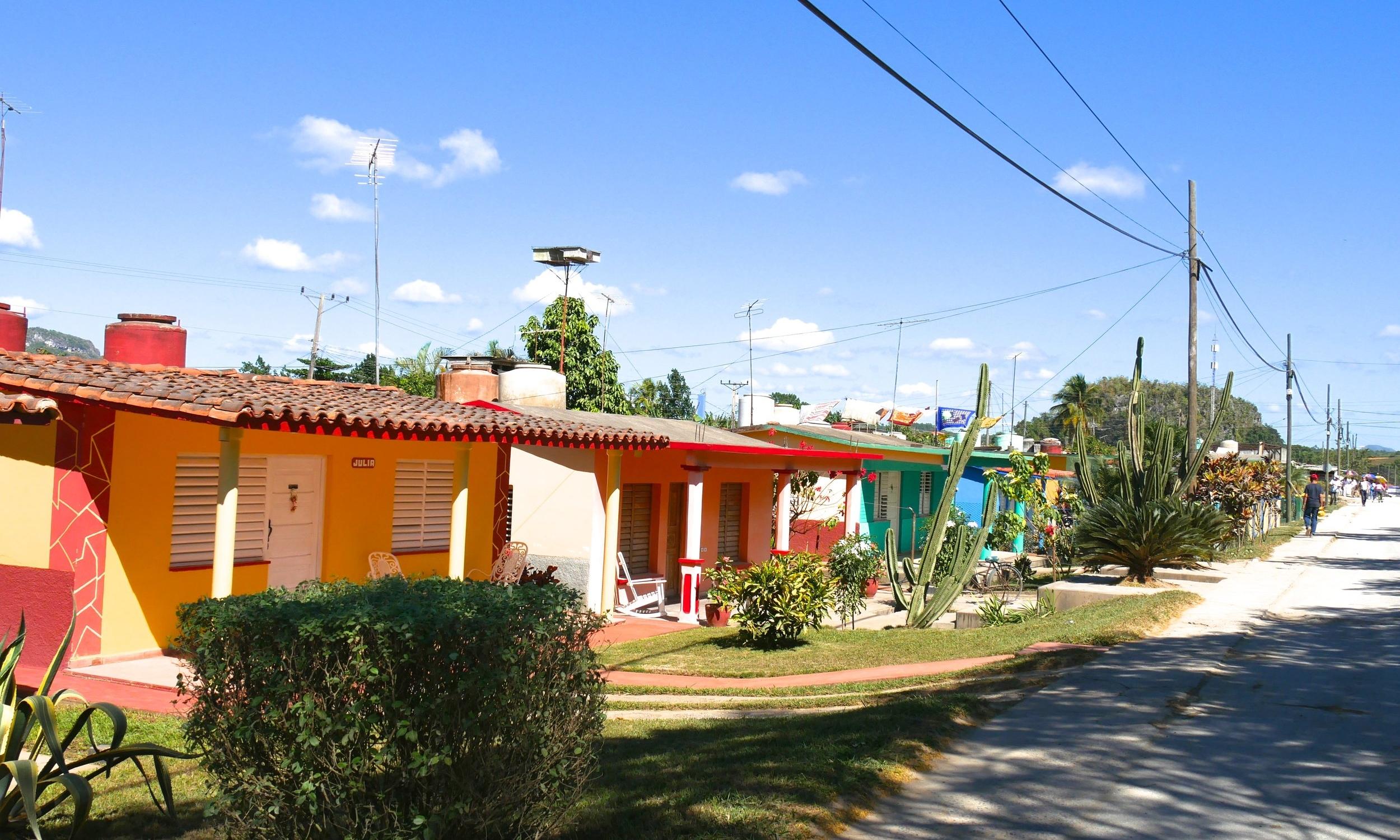 Typical Vinales casa particulares