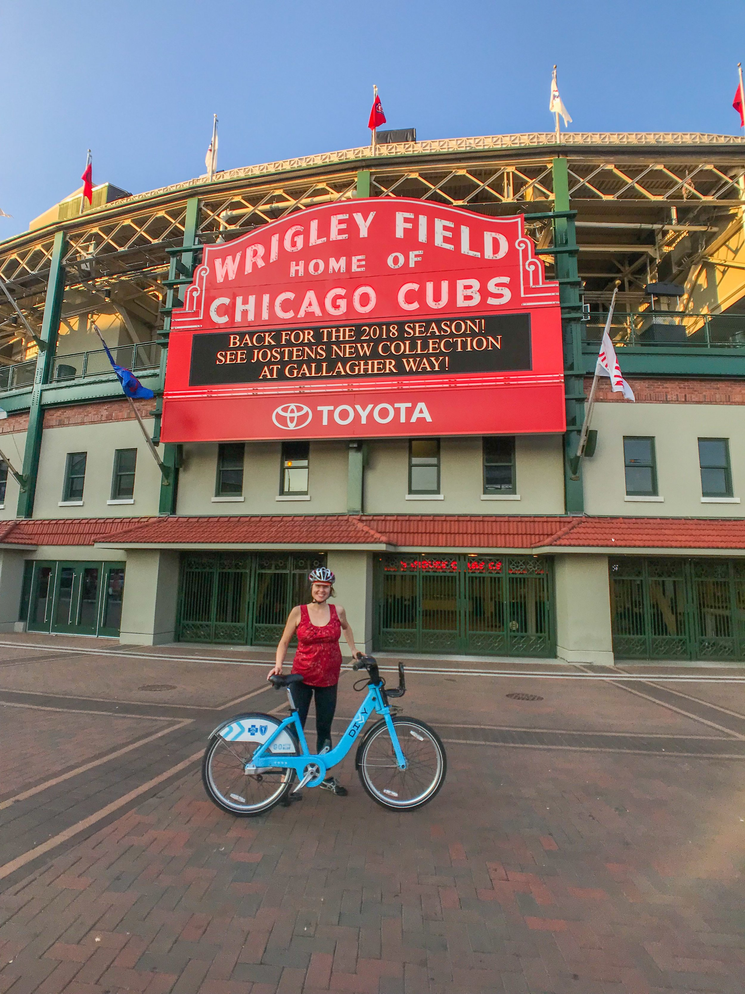 Bike share is a great way to explore a city on the cheap!