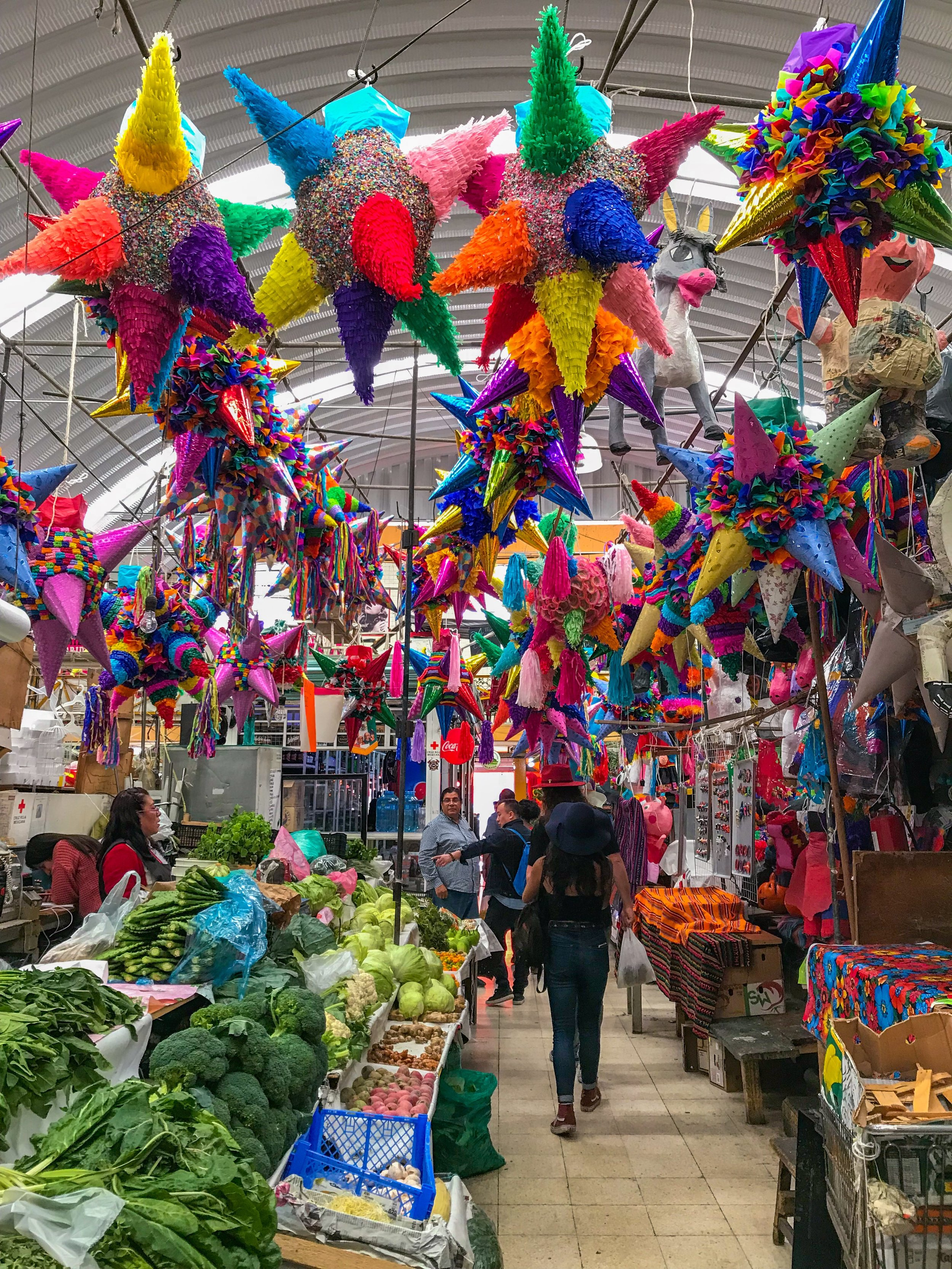 Tour Mexico City markets with a local journalist