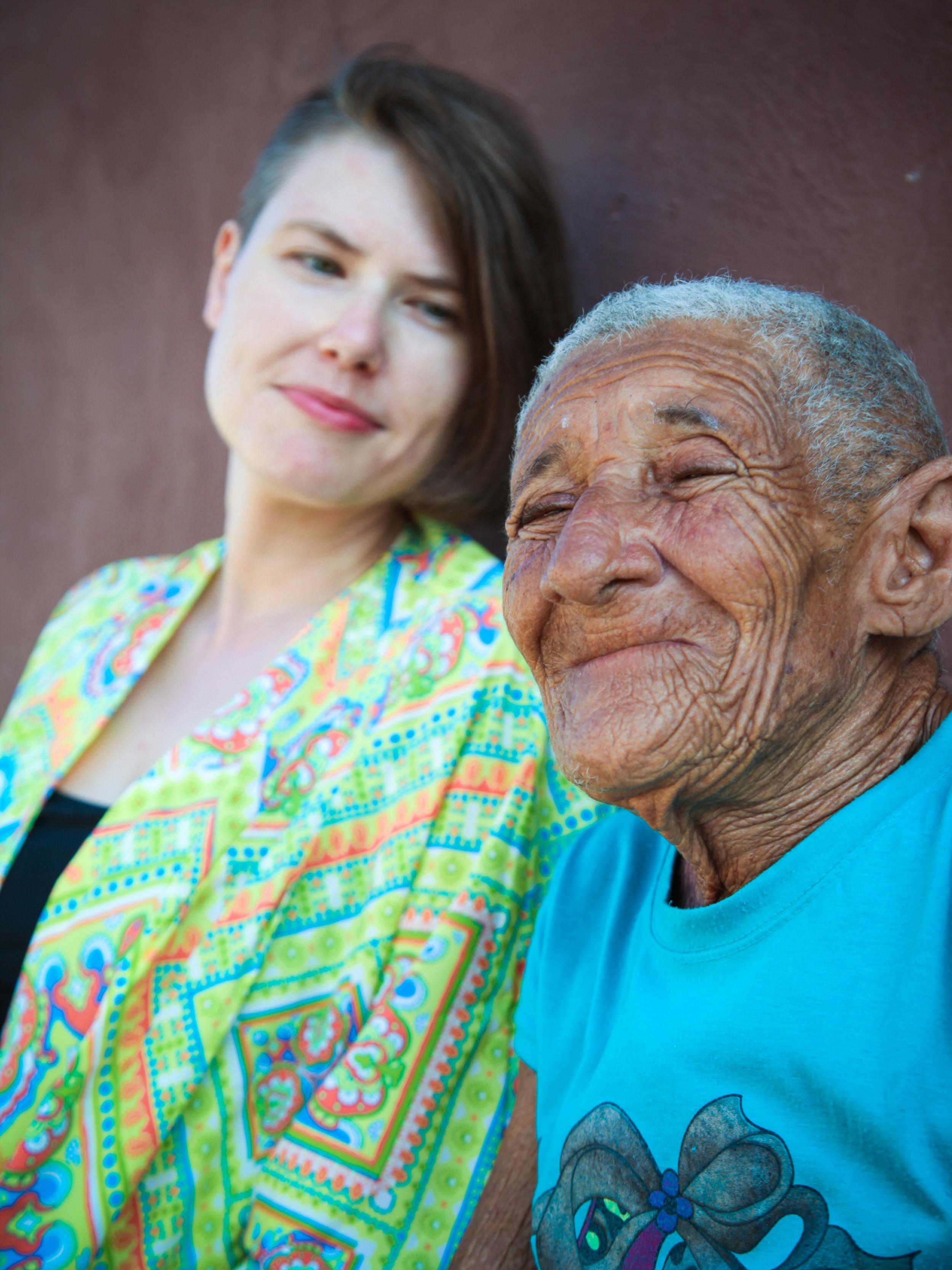 Meet locals in Trinidad, Cuba