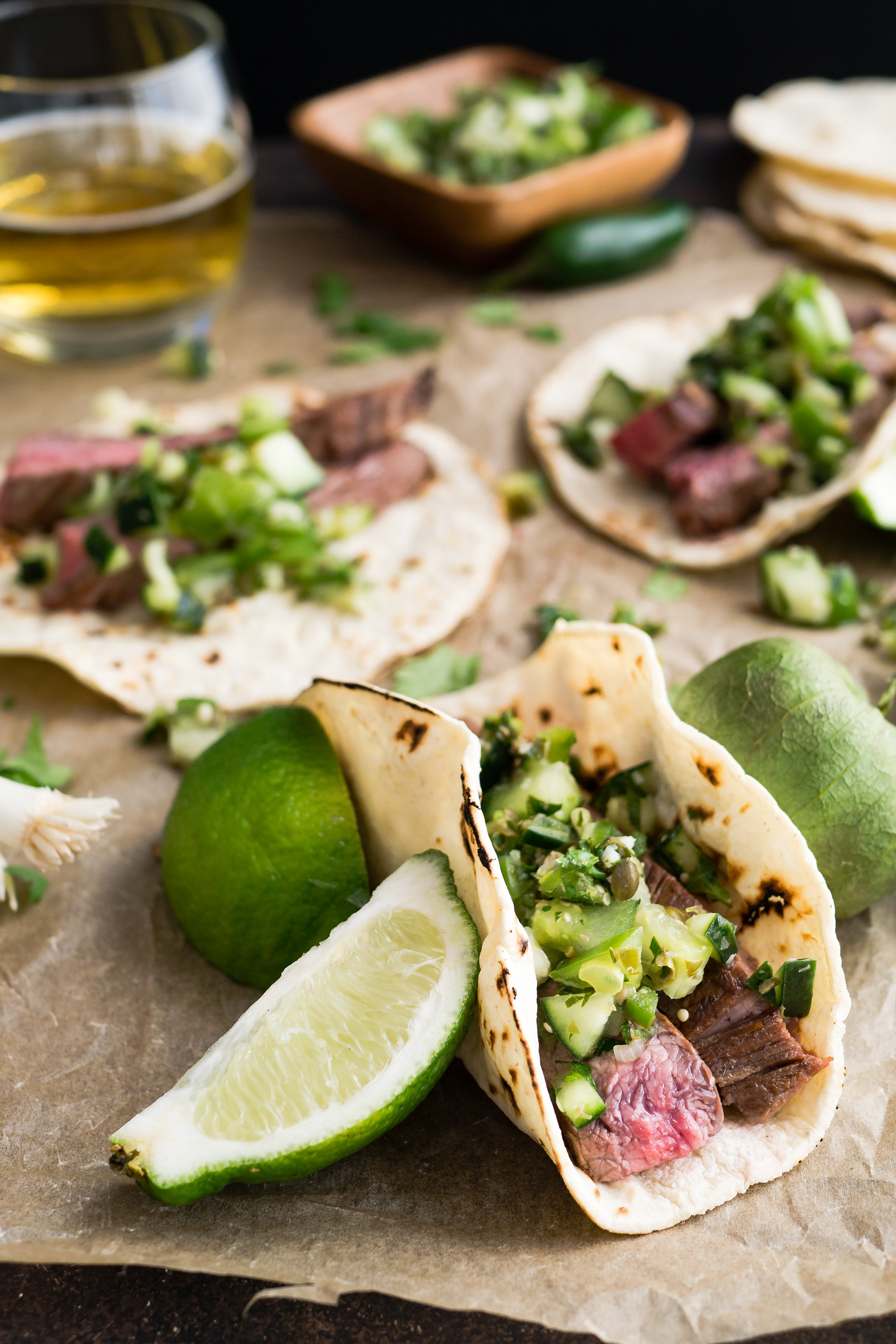 Tacos, the perfect snack, can be safe to eat in Mexico