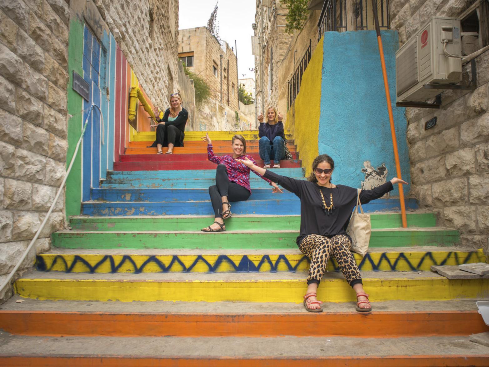 Women can feel safe exploring Jordan alone