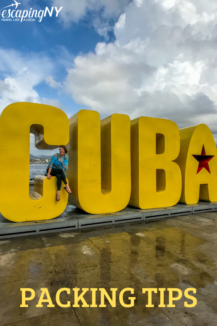 Packing tips for your next trip to Cuba