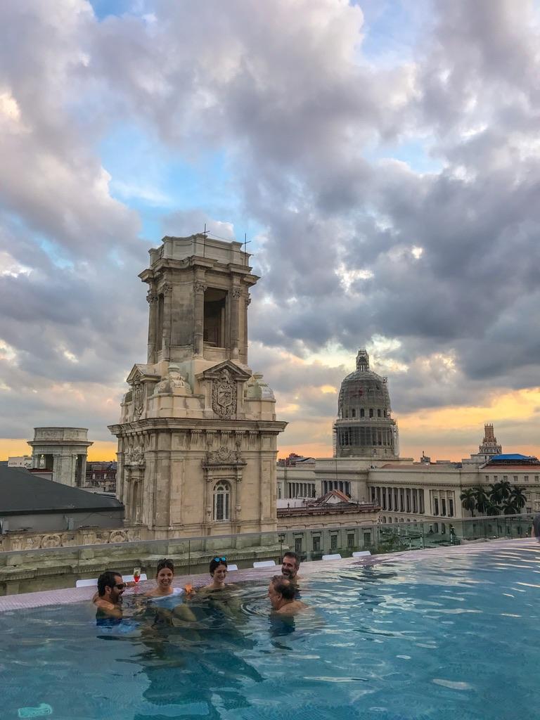 Explore classic & modern Cuba