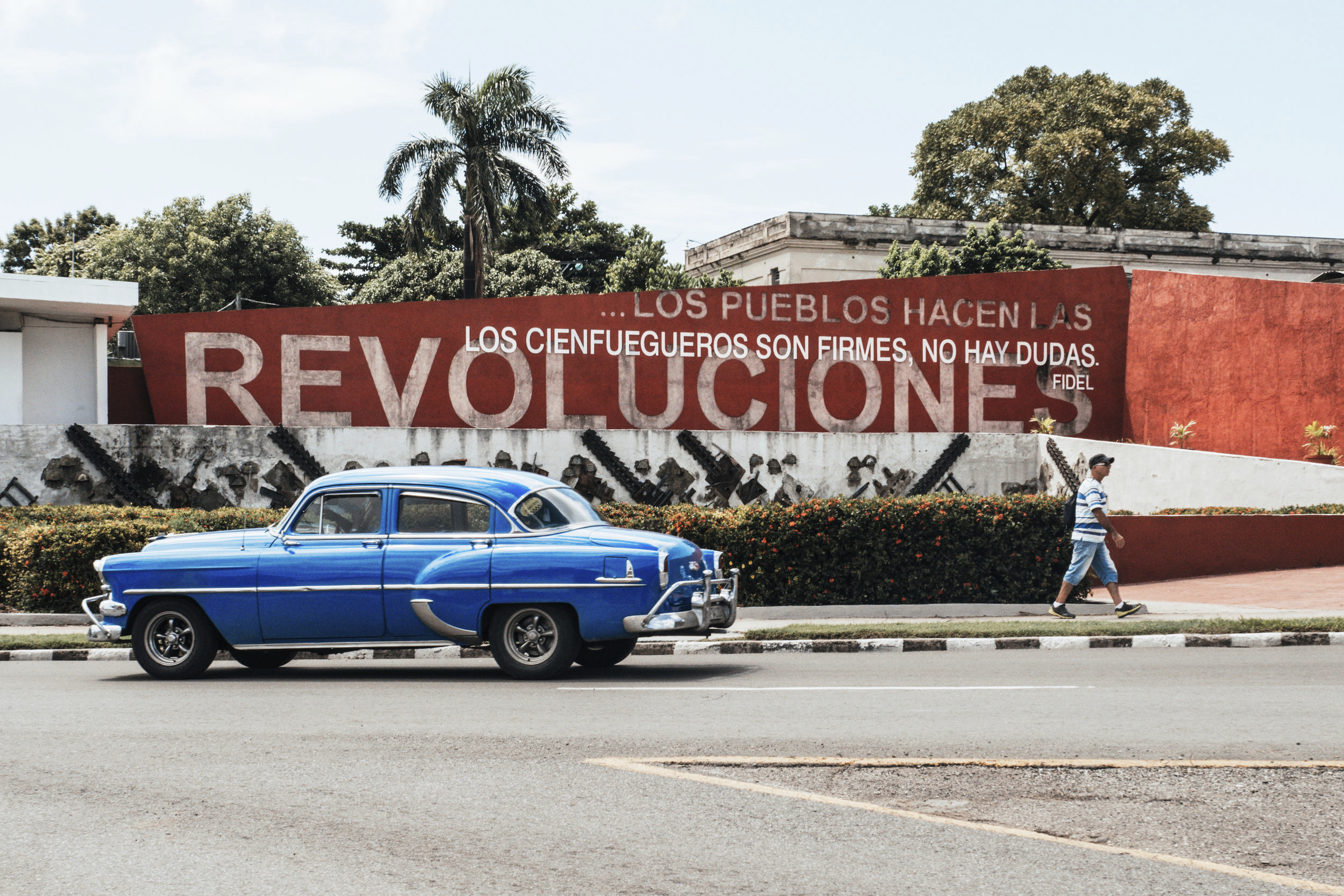 Cienfuegos, Cuba's only French-colonized city