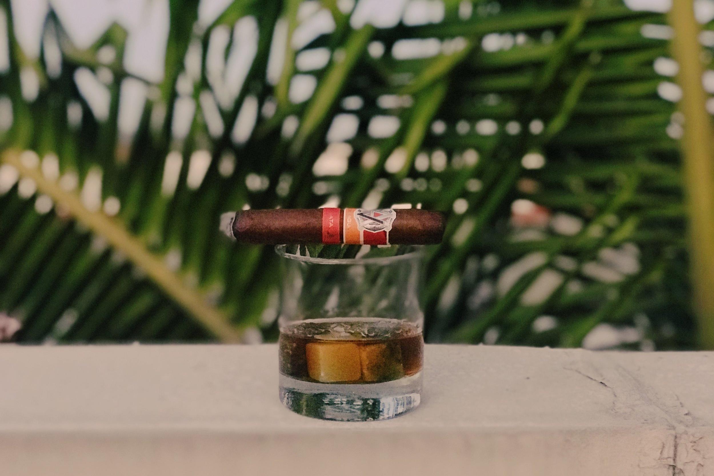 Cuban rum and cigars make great souvenirs!