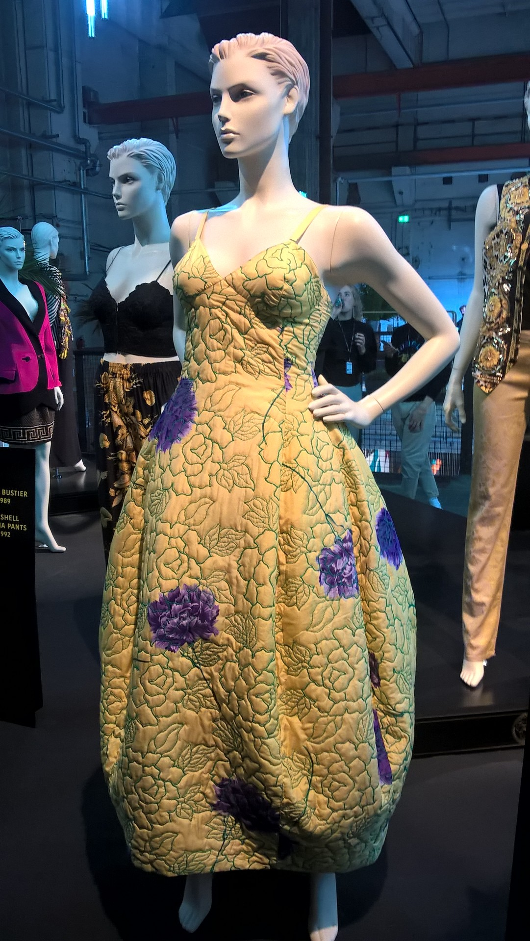 Versace Exhibition at Show & Order Show