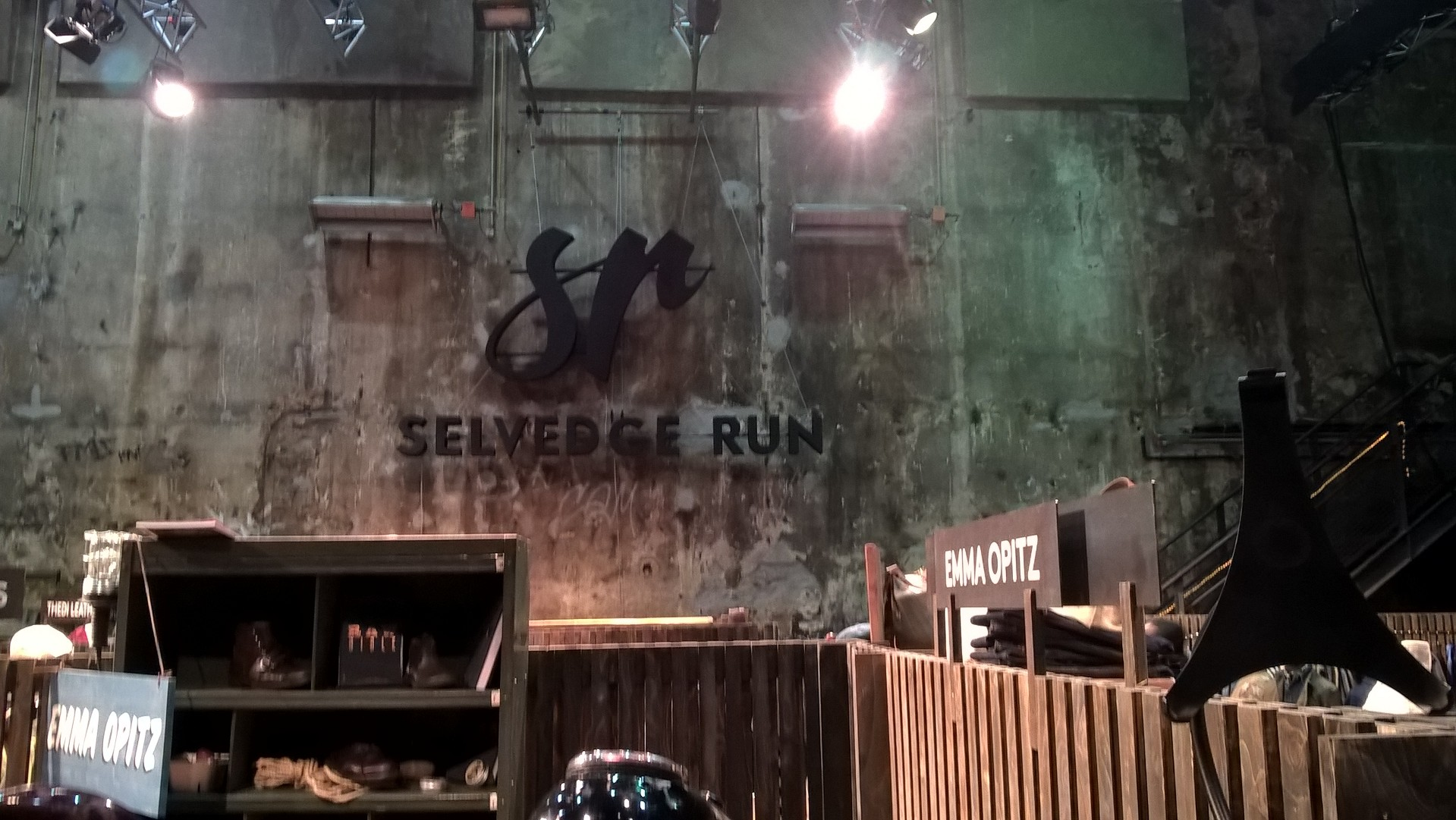 Selvedge Run Show