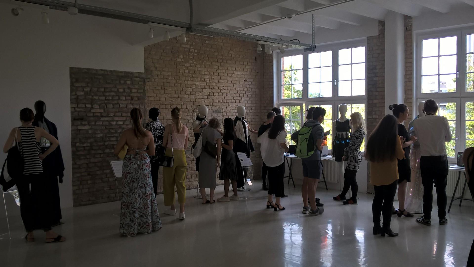 Open Studio Day at Elektrocouture