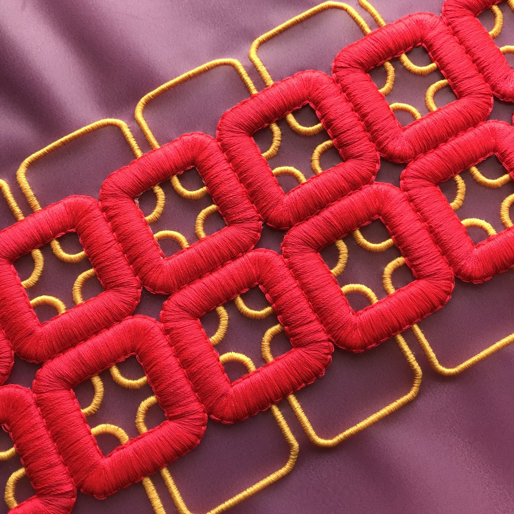 Embroidery Trend Information Collection Autumn/Winter 20/20 ...