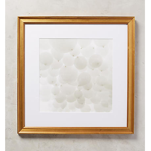 All White Wall Art by Erik Melvin for Artfully Walls