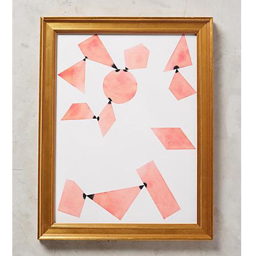 Bathtub Wall Art by Emily Proud for Artfully Walls