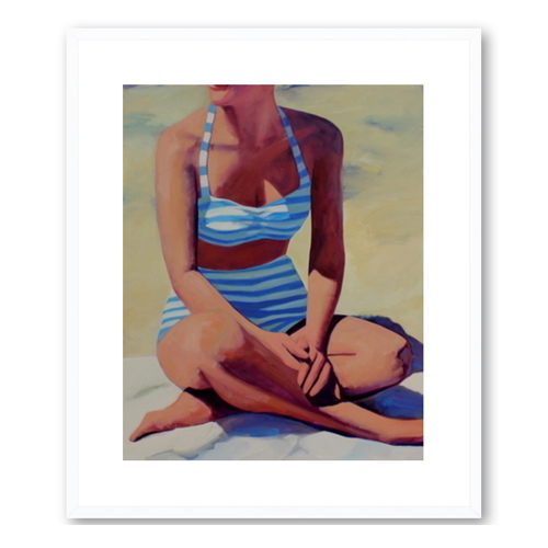 Beach Sunshine by T. S. Harris