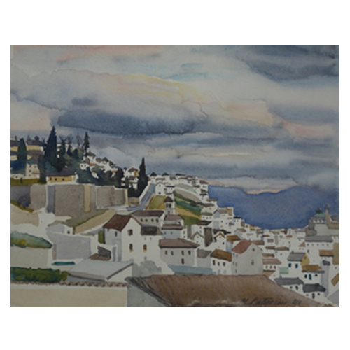 Granada, Spain by Michael Patterson
