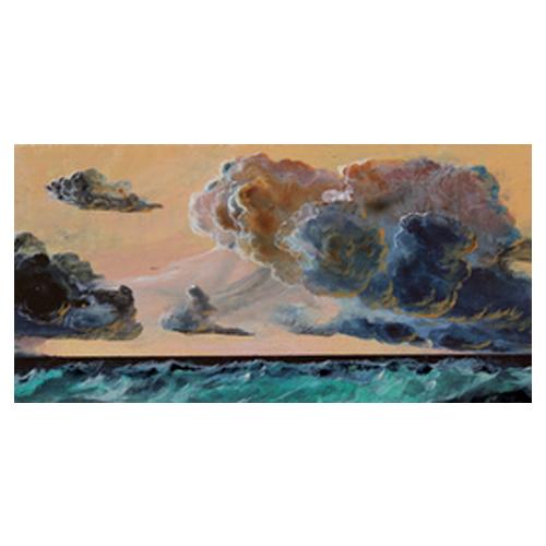 Seascape 0714 by Sebastian Keneas