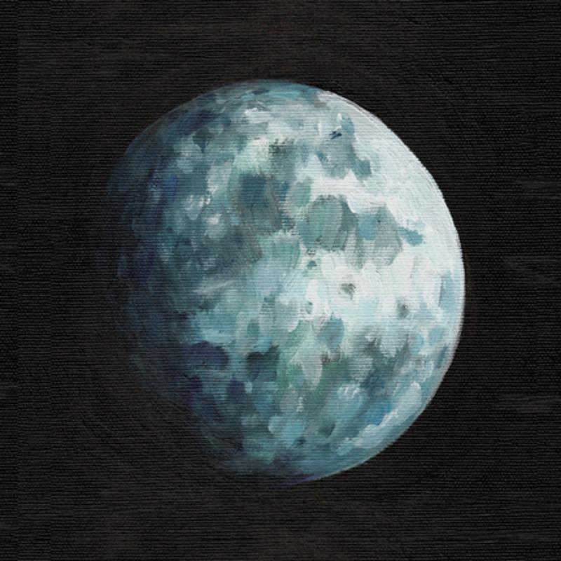 Moon by Tali Yalonetzki