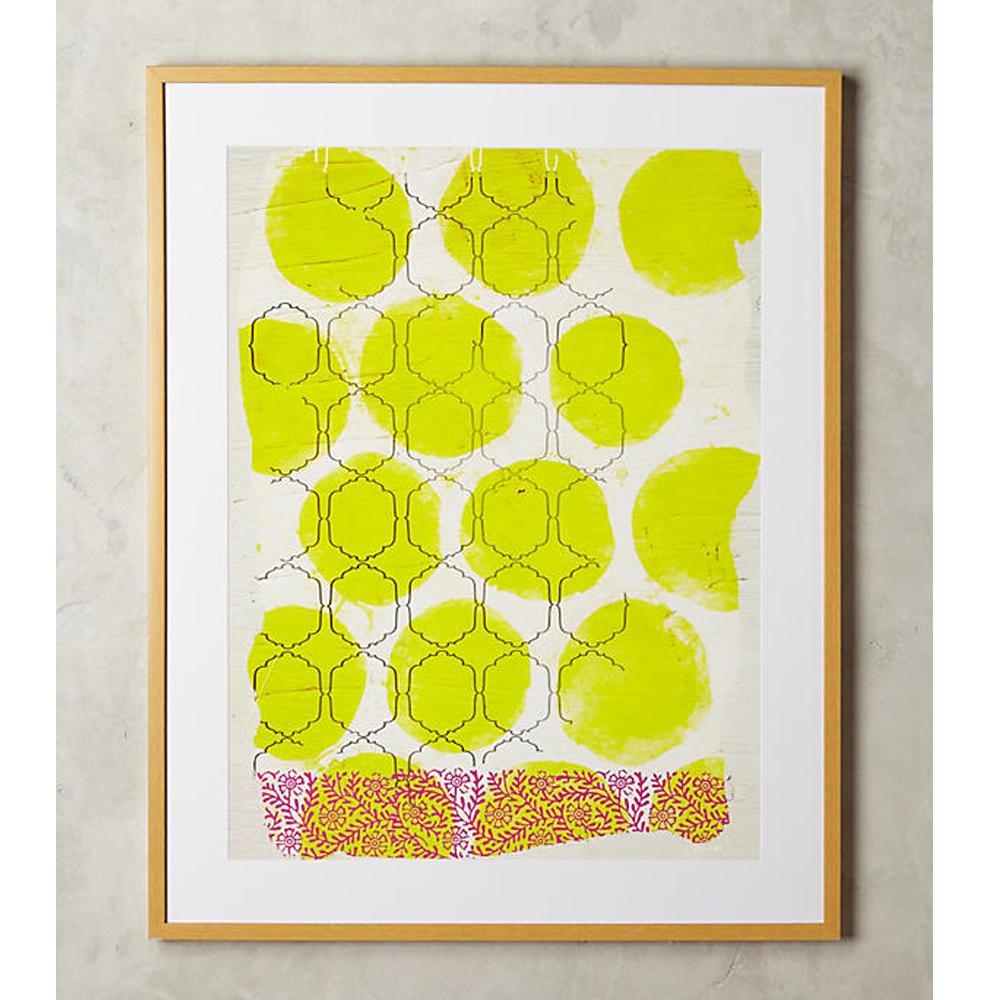 My Yellow Joy Wall Art
