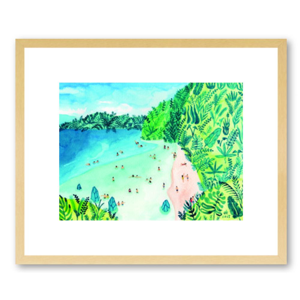 Beach by Joanne Ho