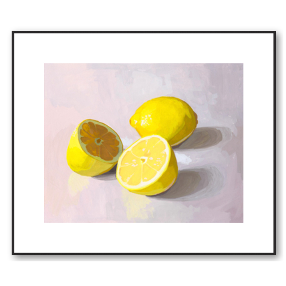 Lemons 1 by Elizabeth Mayville