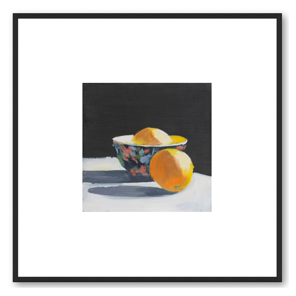 Lemon Bowl by Hilda Oomen