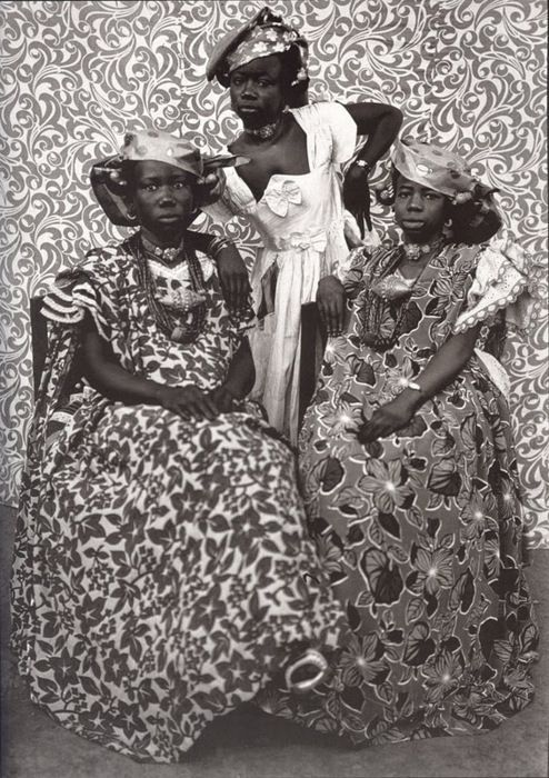 Photography by Seydou Kéïta