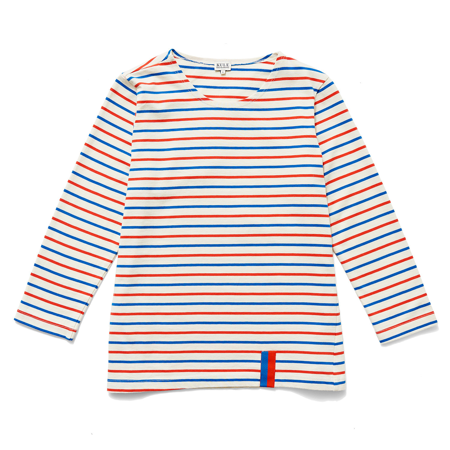 KULE  THE CLASSIC - CREAM/ROYAL BLUE/RED