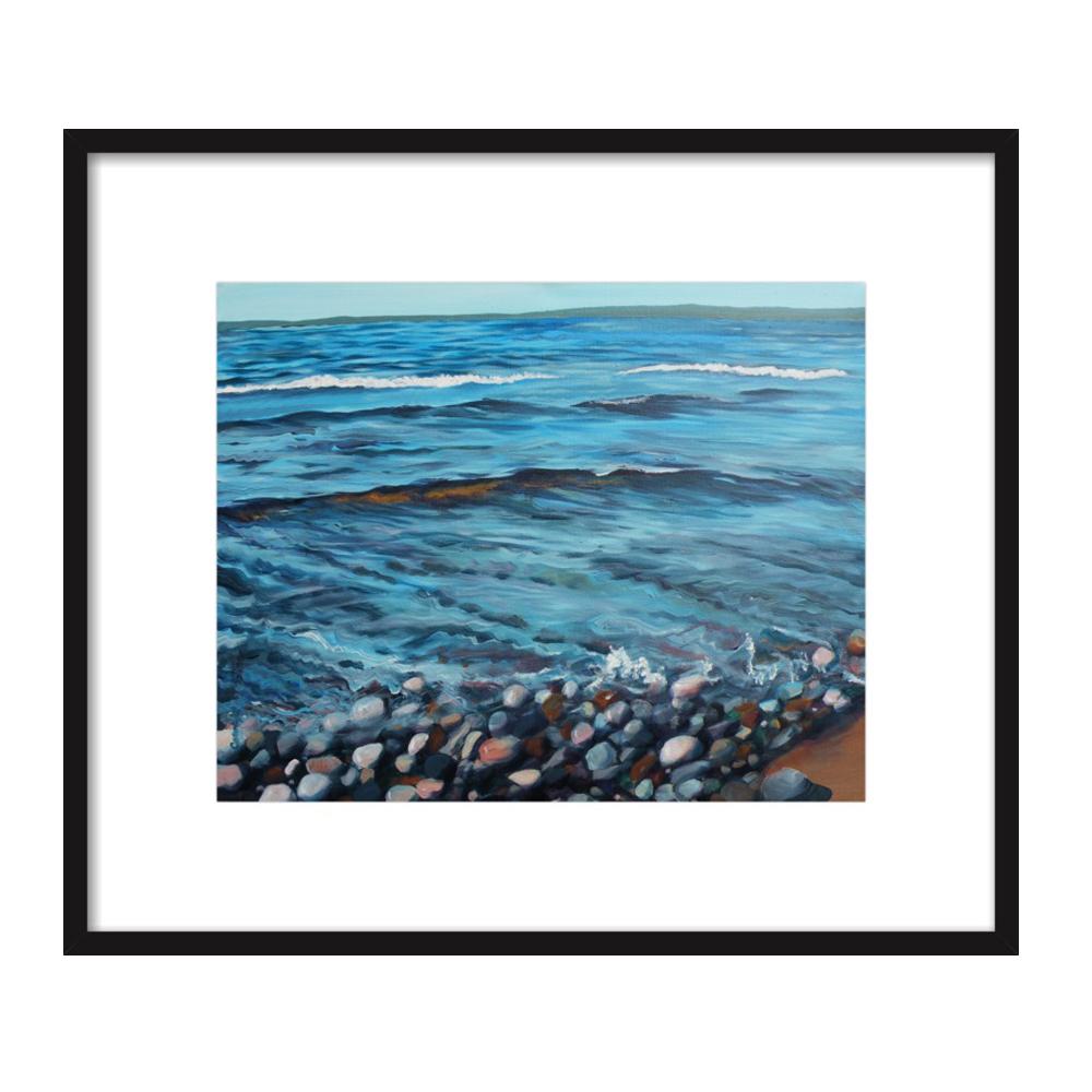 Good Harbor Bay by carolyn damstra