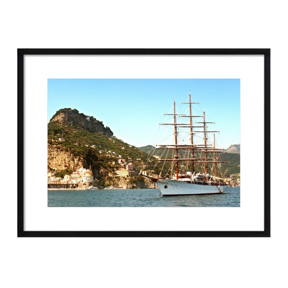 Set Sail for Amalfi #2 by Joshua Ritter