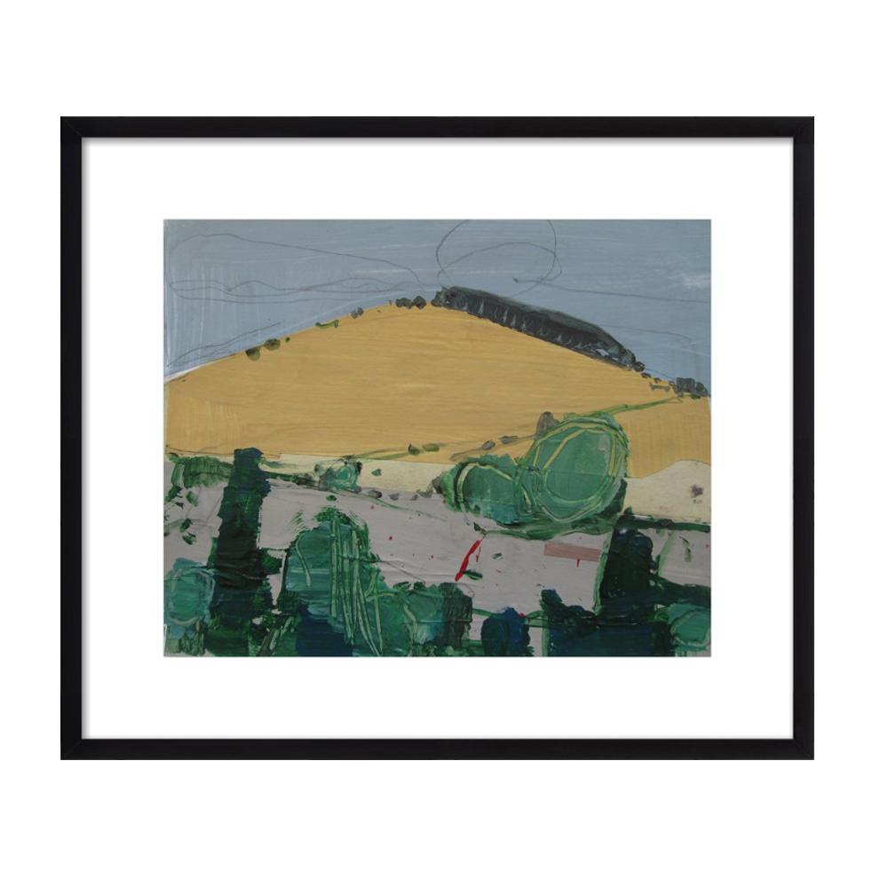 Yellow Climb by Harry Stooshinoff