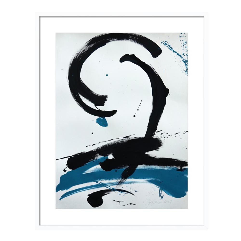 BLACK + BLUE by Jill Sykes