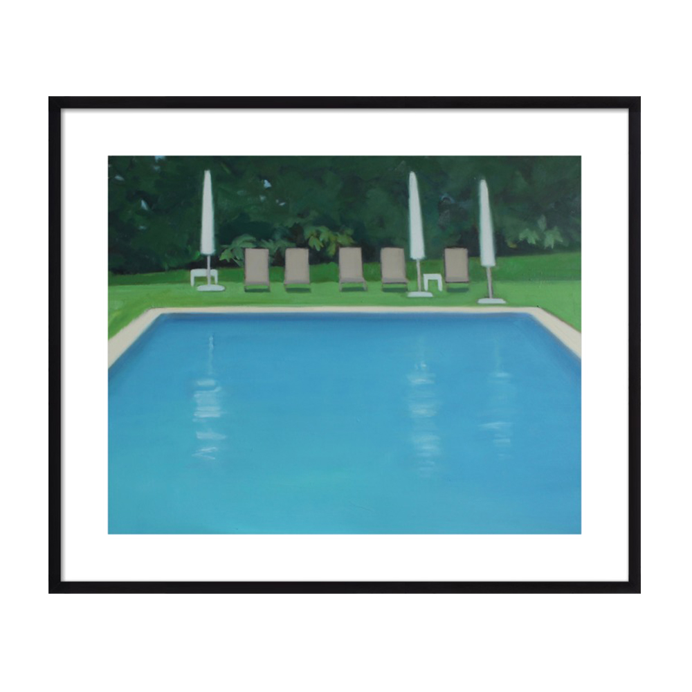 Pool 2 by Marie Freudenberger