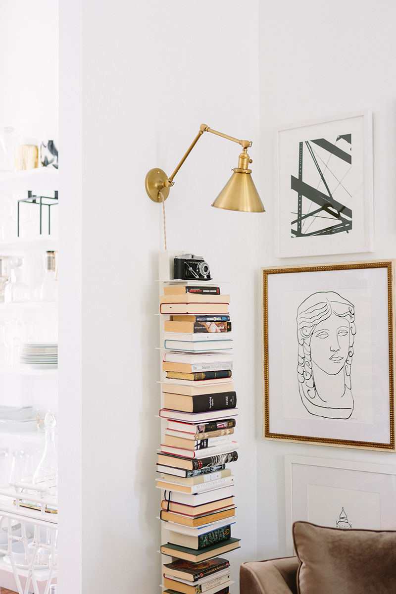 Shown above,  Bust  by  Kate Roebuck .  Photo by  Aimee Mazzenga  for  The Everygirl.