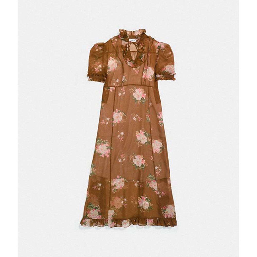 COACH 1941 Underpinning Dress
