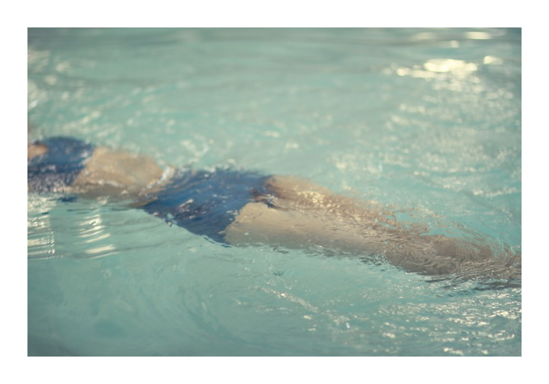 Blue Suit by Lucy Snowe