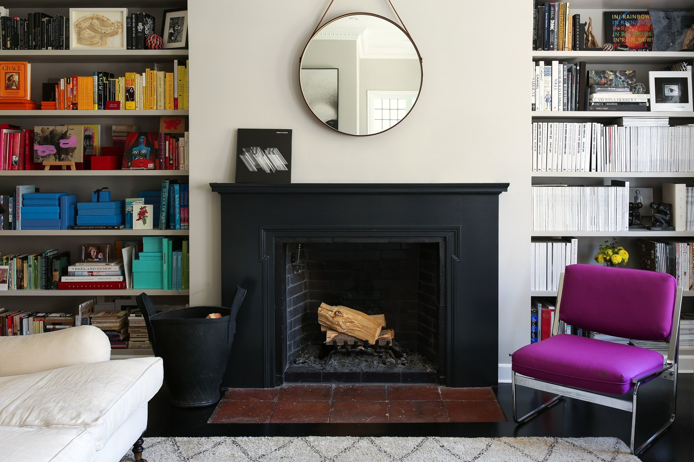 Photo by  Shade Degges  for  Architectural Digest .