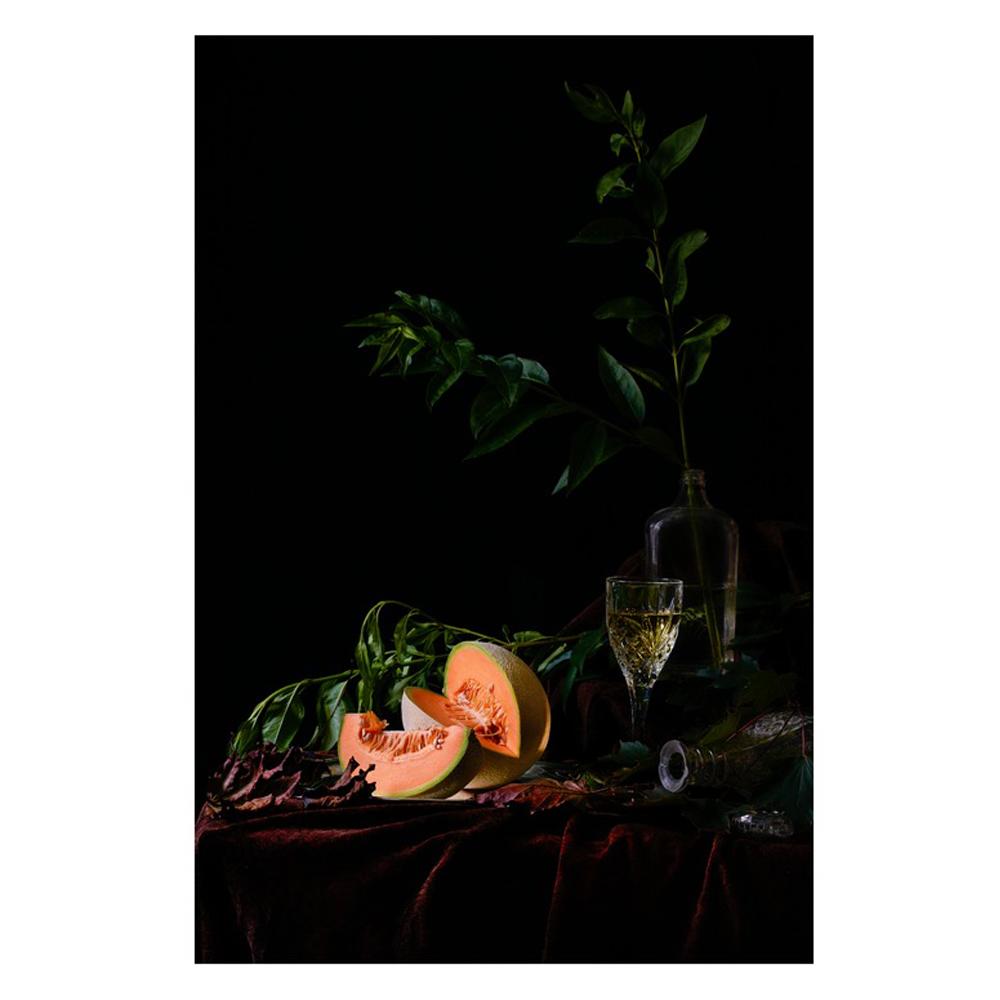 Cantaloupe by Dustin Halleck